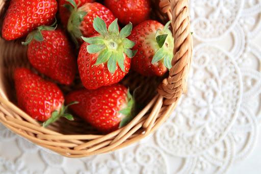 イチゴの簡単レシピ|果物トップクラスのビタミンCを摂取