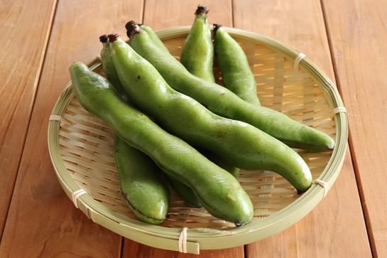 そら豆の栄養と美味しい食べ方