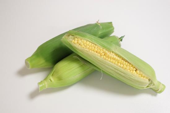 むくみ解消効果が高いトウモロコシ