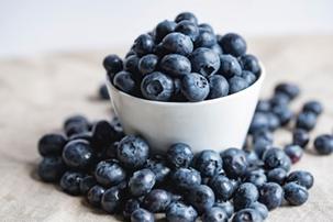 ブルーベリー 夏が旬の果物