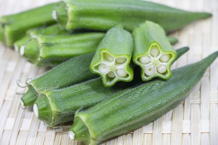 ネバネバ野菜オクラの栄養とは?