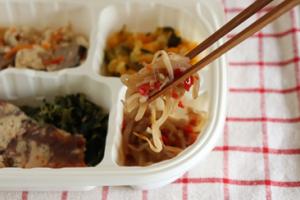 赤魚の粕漬け焼き弁当④