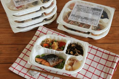 まごころケア食の「健康バランス7食セット」を食べてみた part2