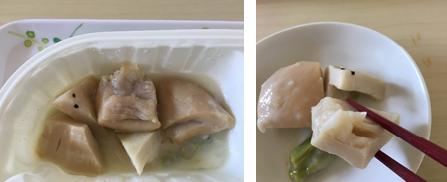 筍と鶏肉のクリーム煮