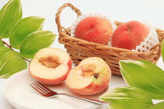 みんな大好き食材 桃