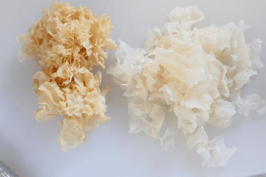 白きくらげの栄養|肌を健やかに保つ