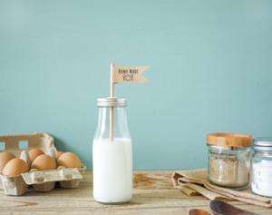 牛乳の種類について