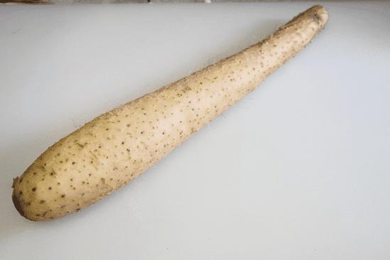 長芋で滋養強壮や便秘解消