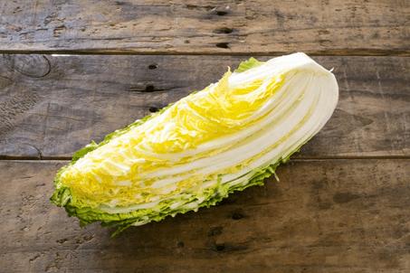 冬の定番野菜「白菜」は風邪予防にも効く?