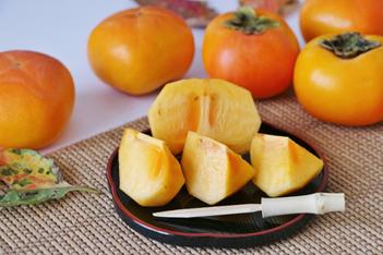 柿の栄養を上手にとるコツ