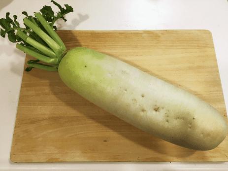 大根の部位別特徴について|栄養と効果効能