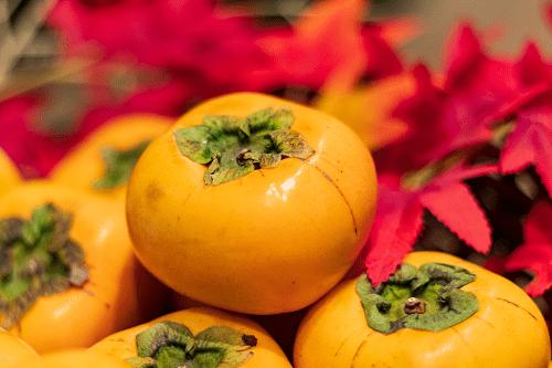 美肌効果食材 柿