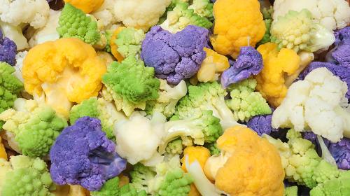 カリフラワー|低カロリーで大注目の食材