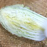 冬野菜の代表 白菜の栄養