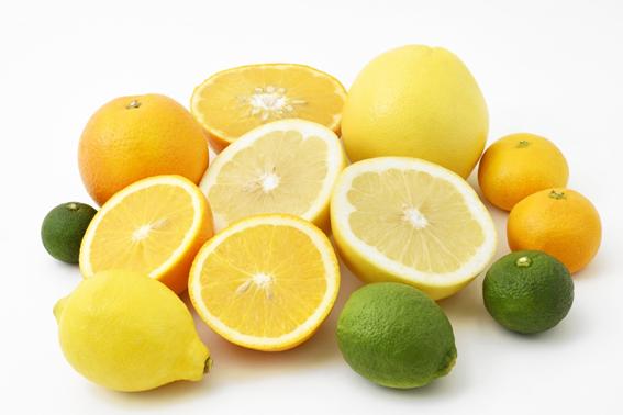 レモンでストレス解消!美肌効果にも期待