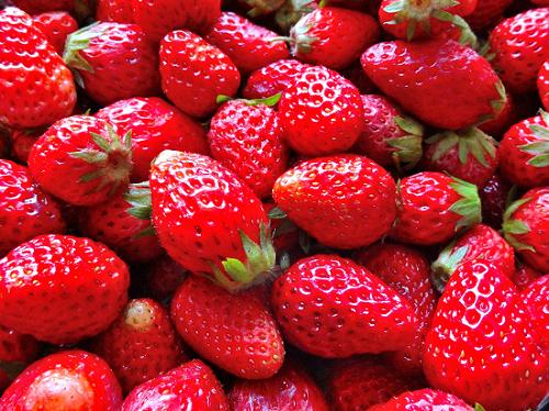 苺の栄養素は美容効果の宝庫