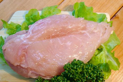 鶏肉の部位別に見た栄養価