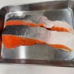 鮭の川に戻れる理由や栄養について