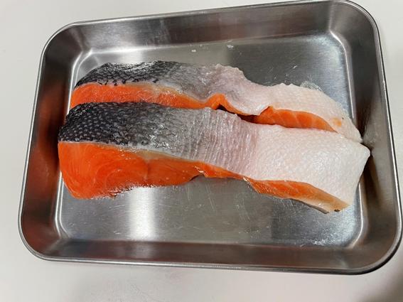 子どもも大好き 鮭の栄養