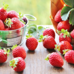 いちごの栄養|美肌効果や風邪予防の効果も!