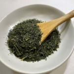 茶葉も食べよう 緑茶のパワー