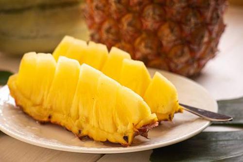 パイナップルの栄養を上手にとるコツ