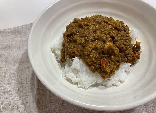 カレー粉で作る 人気のキーマカレーレシピ