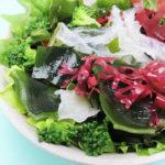 海藻の栄養を上手にとる食べ方は?